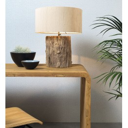 NDQ11 LOG Nature Design lampada